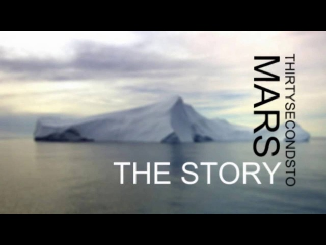 30 Seconds To Mars - The Story (Instrumental)