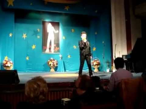 Ivan Ivanov's cover of Cant Let You Go by Adam Lambert