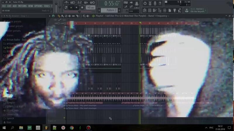 Урок 05 - Как Написать Phonk, Memphis Rap Полное Видео | Битмейкинг в FL Studio