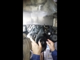 замена цепи ГРМ двигатель 1.8 TSA CDAA