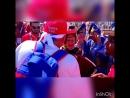 Панамцы в Саранске ЧМ ФИФА2018