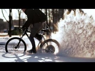 Electric Bike DRIFT -  Электро Вело Дрифт -  GYMKHANA