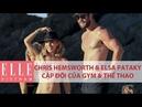 Chris Hemsworth Elsa Pataky: Cặp Đôi Của Gym Thể Thao   ELLE Việt Nam