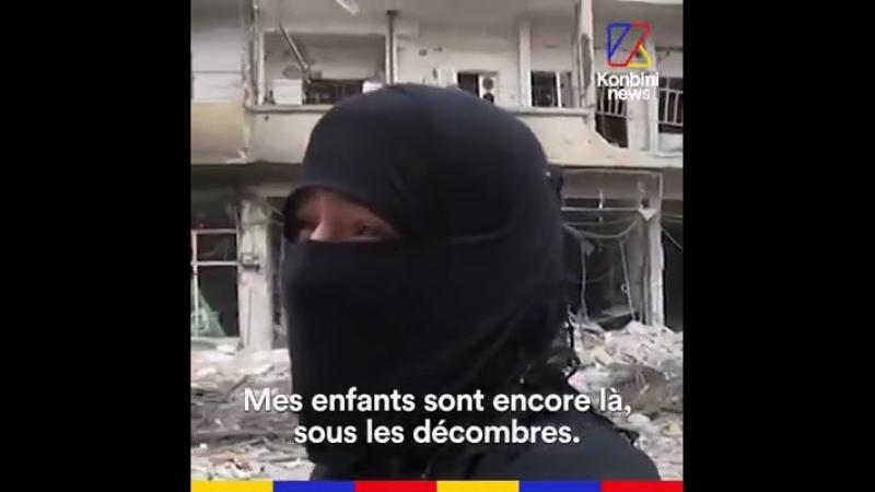 L'ONG Amnesty International accuse la France et ses alliés d'avoir tué des centaines de civils à Raqqa, en Syrie. Hugo Clément n