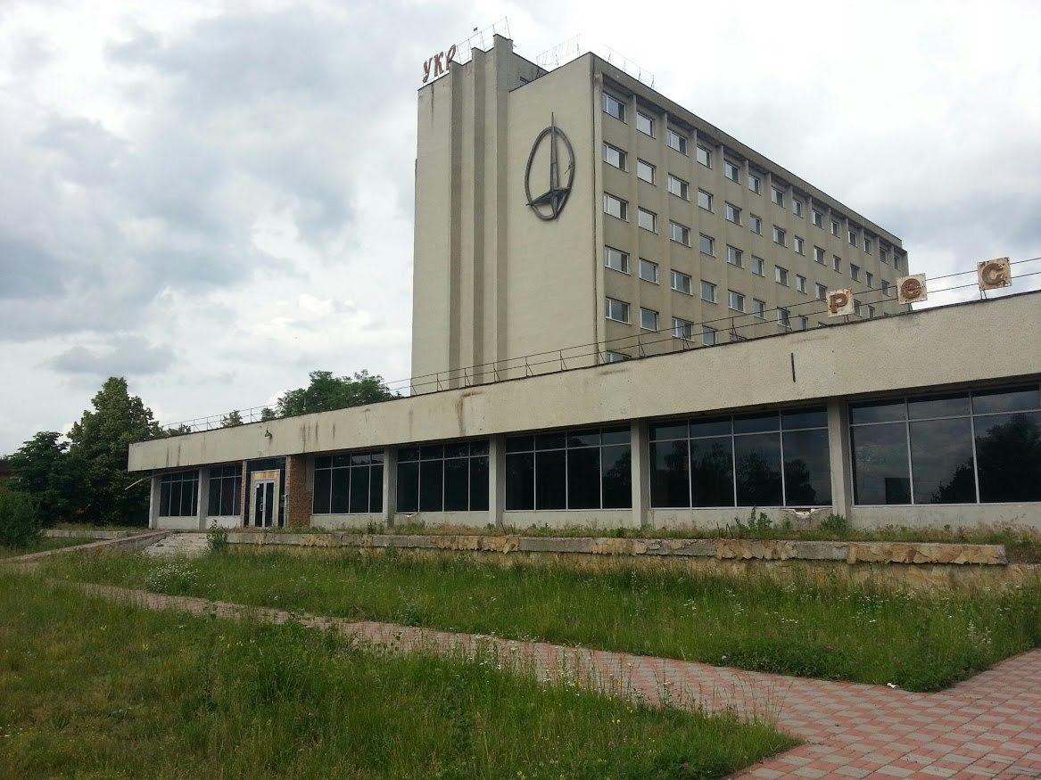 готель Україна в Миргороді
