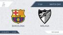 AFL19. Spain. La Liga. Day 7. Barcelona - Málaga.