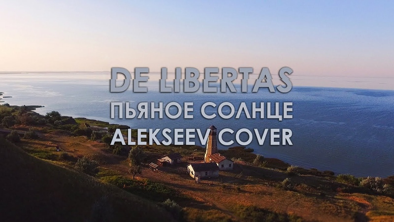 DE LIBERTAS Пьяное солнце Official Music Video Alekseev cover