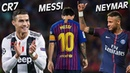 MESSI vs RONALDO vs NEYMAR Battle Superfly vs Vapor vs Nemeziz