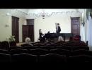 А Вивальди Концерт для фагота ми минор Э Бозза Речитатив Сицилиана и Рондо