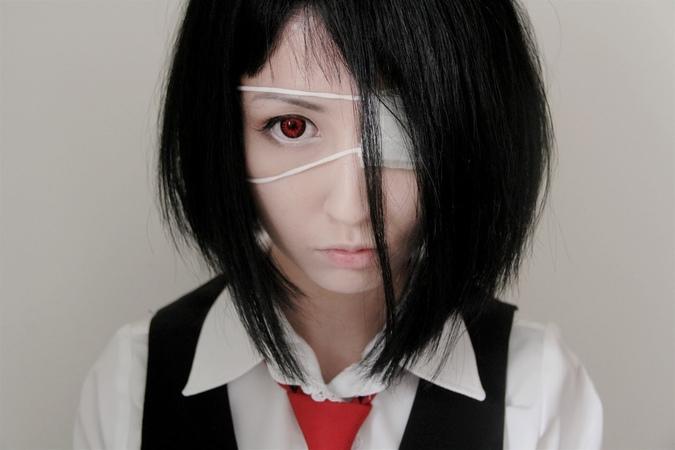 Tutorial: cosplay makeup Misaki Mei - another