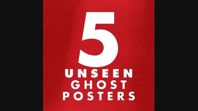 Kerrang mag ghost posters
