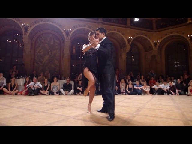 Sebastian Arce Mariana Montes at Tango Amadeus 2013 (1) - Tango (Best Seat in the House) :)