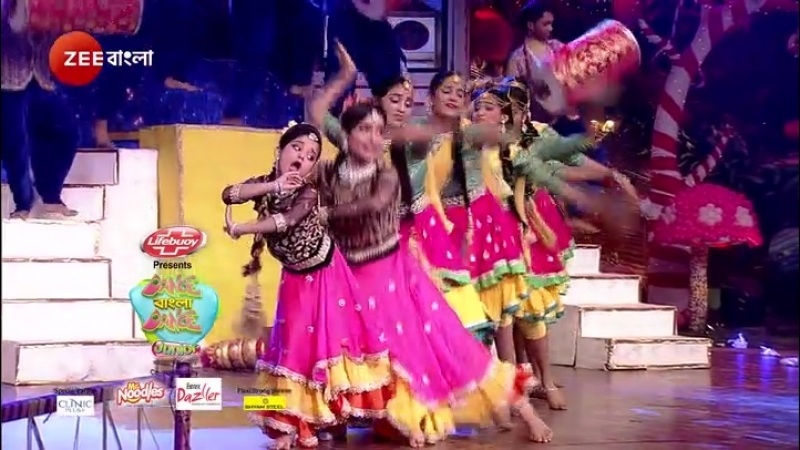 Деби Zee Bangla Dance Bangla Dance Junior 2018