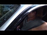 Эксклюзив Что делает колорадская лента РФ с Грузинским Полицейским 22 08 2014 Эксклюзив