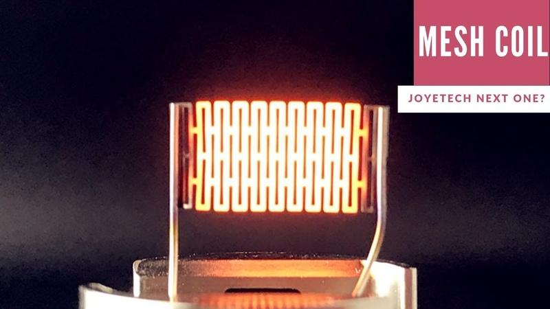 About Joyetech Next Product...