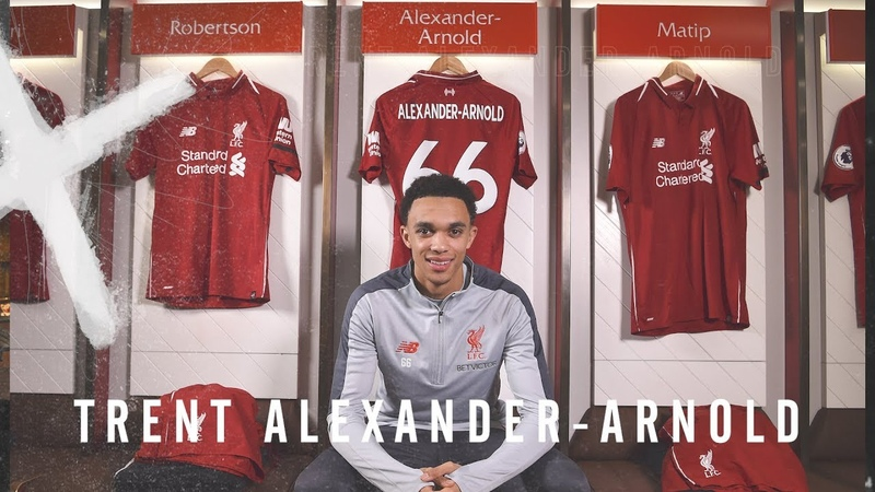 Trent Alexander Arnold signs new contract The best bits from 2018 19 so far