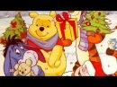 Видео обзор рождественского календаря Винни Пух 2013!