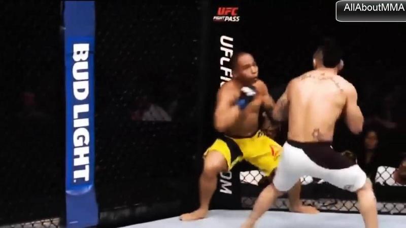 John Lineker vs John Dodson [UFCFIGHTNIGHT96][HIGHLIGHTS]