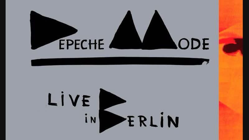 Трансляция DepecheMode LiveinBerlin DeltaMachineTour