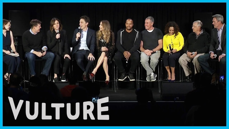 The Cast of Scrubs Reunites at Vulture Festival