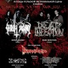 "22.05.12 CHRIST AGONY(Poland), DEAD INFECTION(Poland) +INFECTED, ZORG INC, HANDFUL OF STARS Киев, клуб ""ПРАЙМ"""