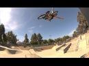 Free Agent BMX Presents Jared Eberwein at Brookhurst Skatepark