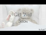 Get well soon.(Teddy bear).480