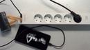 Качественный удлинитель ORICO HPC 5A2U с 2 usb портами и 5 розетками