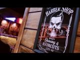 Открытие OldBoy Barbershop Нижний Тагил ул. Октябрьской Революции 46 тлф. +7-9222-141-151