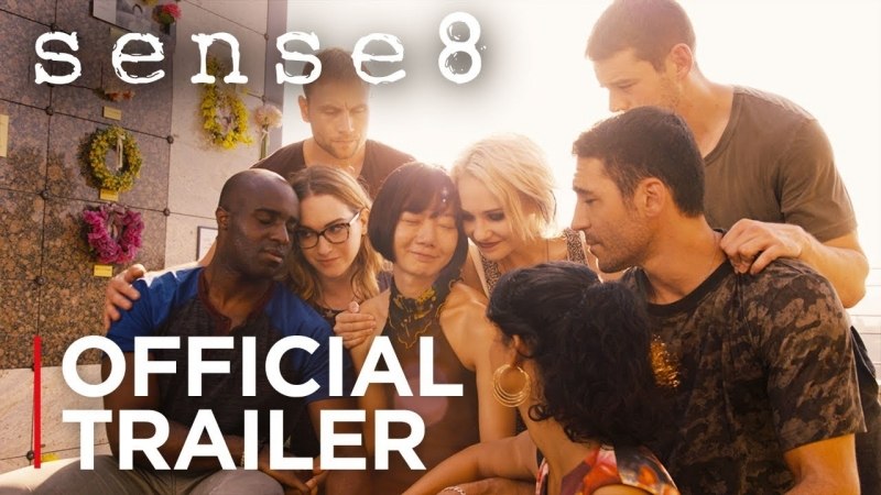 Восьмое чувство | Sense8 | Трейлер [1080p]