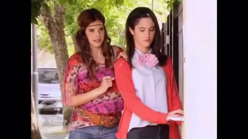 Песня из сериала Violetta Виолетта 1 сезон 8 серия (2 часть)