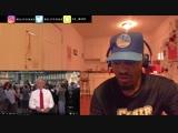No Life Shaq REACTION Eminem ft. Jay Z - Renegade (Live on Letterman)