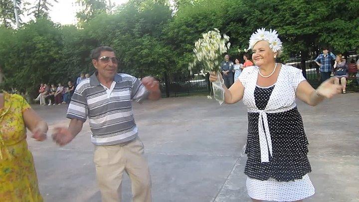 Песня Ромашка белая. Поёт Анатолий Горлышкин.