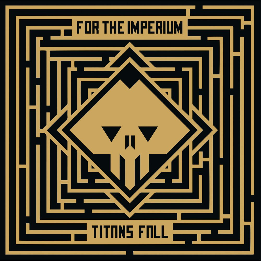 For The Imperium - Titans Fall (EP) (2015)