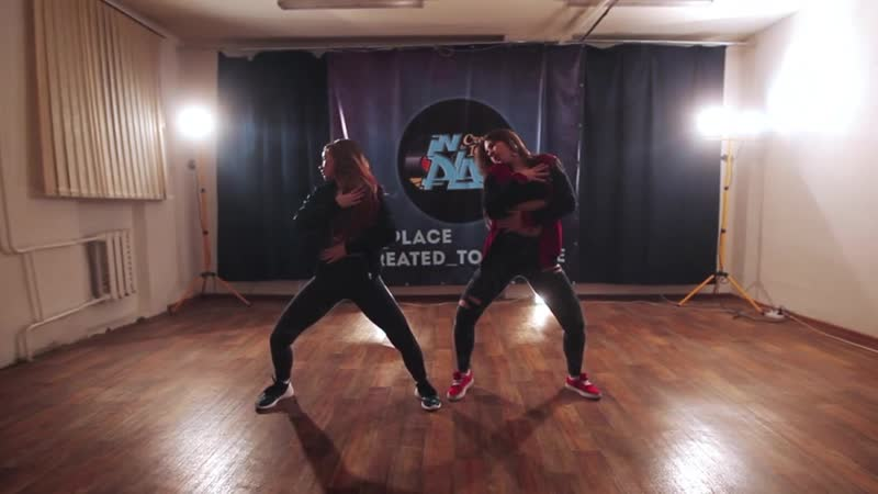 Dancehall Choreo by LiZet Valerie Gromov prod Big Sean I know you feat