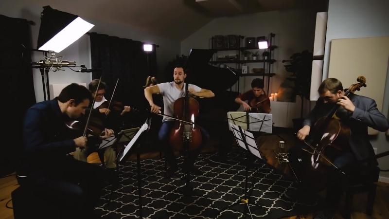 Creep Radiohead Cello Piano String Quartet Cover Brooklyn Duo feat Escher
