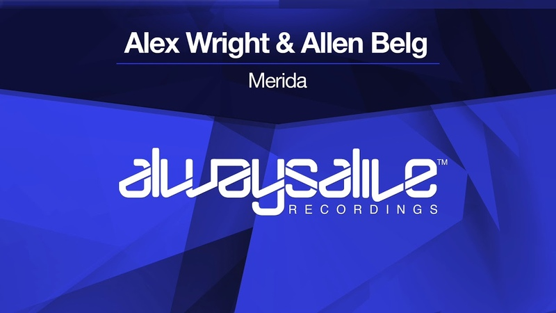 Alex Wright Allen Belg - Merida [Available 17.08.18]