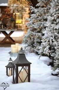 Зима... Морозная и снежная, для кого-то долгожданная, а кем-то не очень любимая, но бесспорно – прекрасная.  - Страница 2 IKcP3dEeHKY
