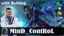 MinD_ContRoL - Lich Roaming with Bulldog vs Noone Dota 2 Pro MMR Gameplay