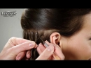 How to apply I Tip Hair Extensions