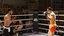 Тайский Боксер против Армянского Борца