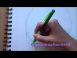 Как нарисовать манга ~ Аниме глава в 3 квартале View Учебник (Седзе / Kodomo)