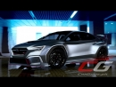 - Subaru VIZIV Performance STI Concept