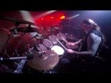 Inferno Azarath - Annihilation (Live at Proxima, Warszawa, 29.09.2017) DrumCam Drummers From Hell