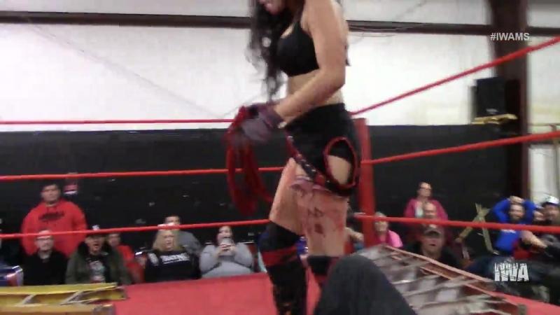 Su Yung vs. Hudson Envy (Texas Death Match )
