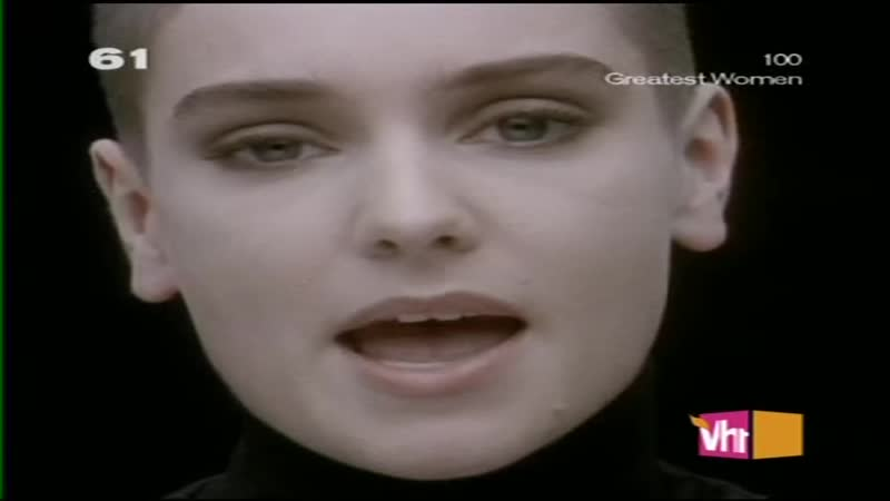 Sinéad OConnor — Nothing Compares To You