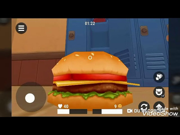 Новая карта школа новые предметы рюкзаки и мячи Обновление Прятки Онлайн Hide Online 3 4