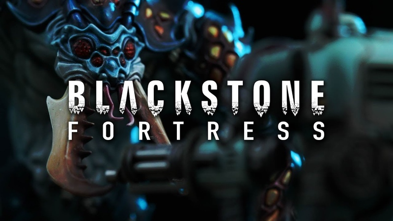 Warhammer Quest Blackstone Fortress Ambull Expansion Revealed