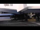 2 в 1. Комбинированный фибер лазером, координатно-пробивной пресс