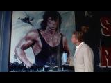 Реакция Арнольда на постер к фильму Рэмбо